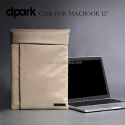 Protective notebook sleeve case for MacBook 12 Inch laptop bags cases sleeves manufacturer in China