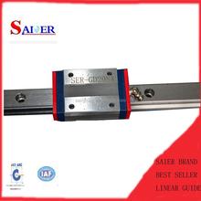 Saier Linear guide rail SER-GD20NA linear motion/linear slide rail