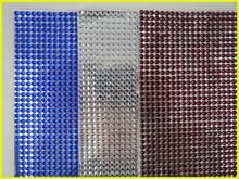 2mm\3mm\4mm\5mm Various Colors Round Rhinestone Acrylic Sticker, Adhesive Sticker Rhinestone