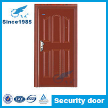2014 Cheap Price House Front Door Design, Paint Colors Exterior Door Styles, Fire Rated Steel Security Door