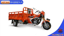 heavy loading truck cargo tricycle made in china with cabin 200ZH