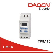 digital electronic timer TP8A16 for school