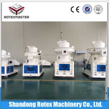[ROTEX MASTER] 2015 Reasonable and professional wood pellets making machine production line