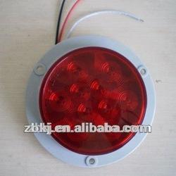 Truck,trailer,car red led tail light bulb 4 inch