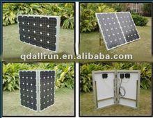MARCA ALLRUN Panel solar portátil 100w