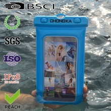 Hot-selling mobile phone waterproof pouch