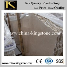 Hot sale china factory marble beige crema marfil marble price