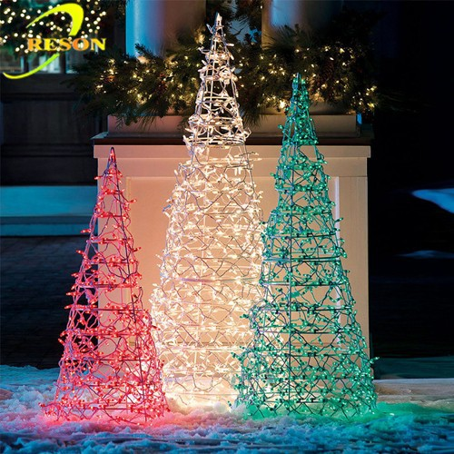 rs tree128 led electric landscape lighting decorations buy decorations