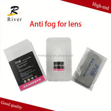 anti fog cleaner and anti fog treatment for all lens eyewear