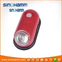 Car magnetic sensor led night light car reading light with battery powered