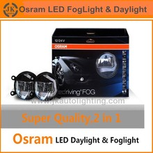 Best Price Factory Direct Osram LED Fog Light for Lexus IS Super Bright LED DRL Fog Light for Lexus LED Daylight