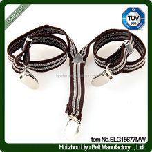 Canvas Belt Suspenders trousers Straps Overalls Stripe