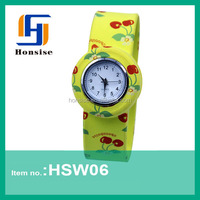 Vogue Slap Kid Silicone Cheap Unisex Watches