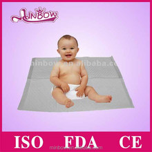 baby disposable underpads PE film pads safe to use in Chinese factories