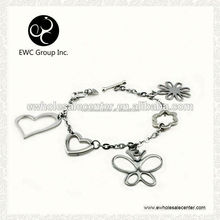 excellent graceful stainless steel bracelet