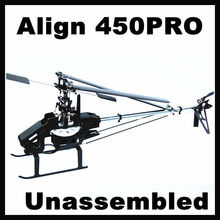 Align Topspeed 450PRO RC Helicopter Kit Shaft drive system (Align T-rex Compat.)Unassembled