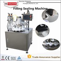 Automatic Plastic/Aluminum/Metal Filling And Sealing Machine