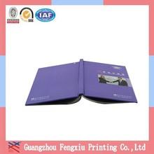 Hardcover Sewing Binding Professional Matte Magazine Printing