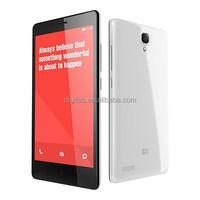 "Original Xiaomi hongmi Note 4G Red Rice Note 5.5"" HD Qualcomm Quad Core Android 4.4 2G RAM 8GB ROM Cell Phones"