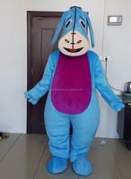 eeyore the donkey mascot costume hot sale eeyore mascot for adult