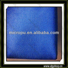 Popular microfiber leather&suede leathe for upholstery&sofa