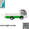 Electric battery operated garbage collection truck, Eg6021X