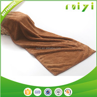 Hairdressing spa facial microfiber fashion hair microfiber quick drying hair band