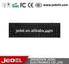 Made in china melhor wired teclado barato, oem do teclado do computador, china shenzhen fabricante