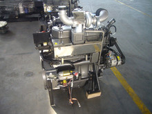 Small powerful diesel engine 495D