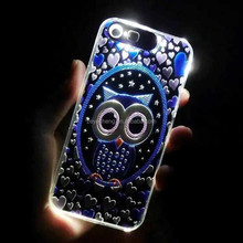 2015 hot selling funky light up cell phone cases