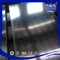 26 Gauge Hot Rolled Galvanized Steel Sheet Galvanized Steel Coil /Plate Hot Dip For Building Applicance