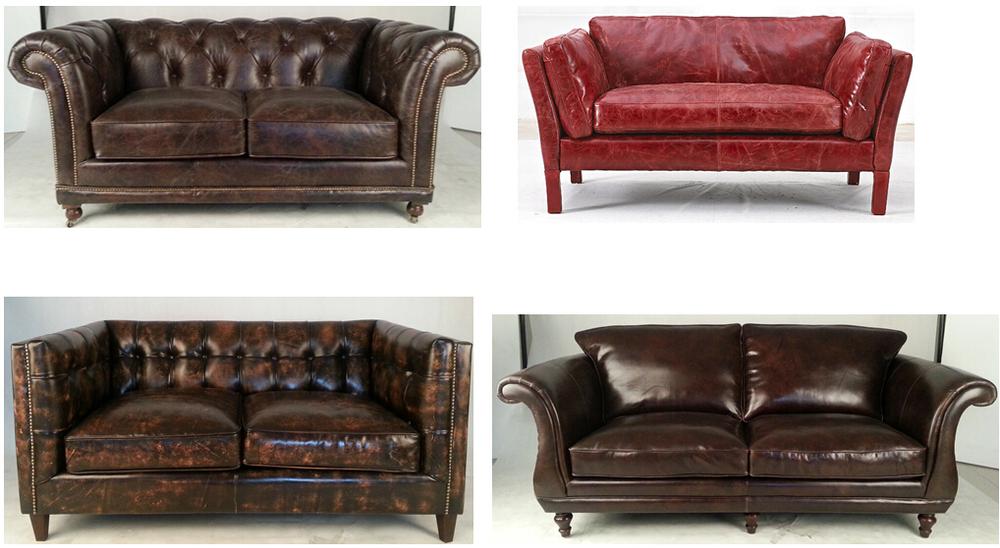 Merveilleux Vintage Sofa