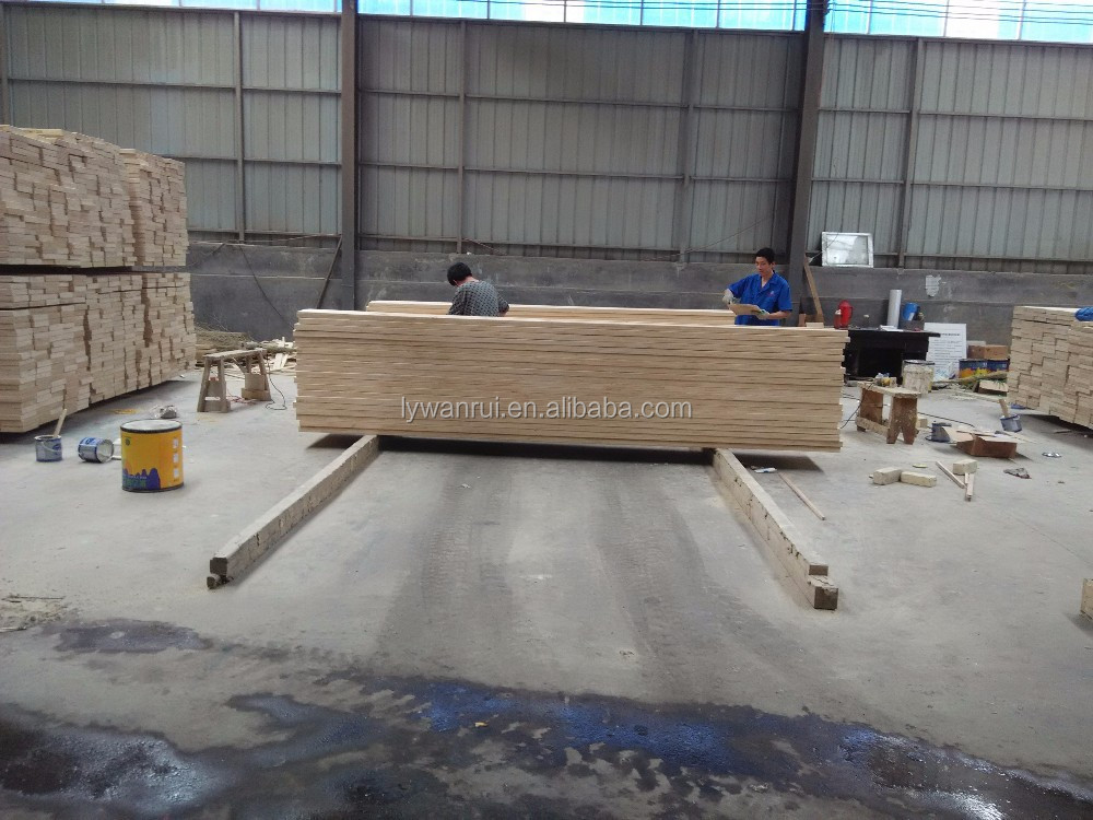 Pine wbp lvl scaffold wooden laminated veneer lumber pedal