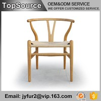 Topsource Promotion Wooden Frame Hans Wegner Y Chair