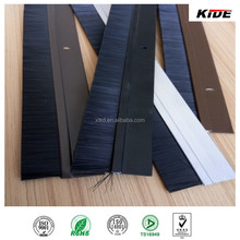 metal strip brush door bottom seal
