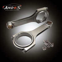 For Ford For cosworth BDA H beam Racing Connecting Rod