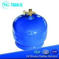 lpg iso lpg spherical tank container / tank for lpg
