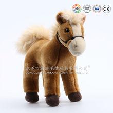 Plush and Stuffed Custom Horse Toy