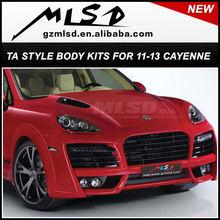 tech-art luxury car body kit manufacturer MLSD cayenn-e 958 body kit/new style/body parts