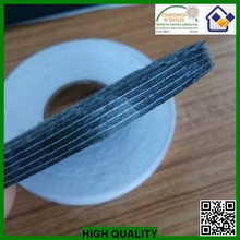 weft inserted/Stitch bond nonwoven fusible interlining/interfacing for garment cuff,collar