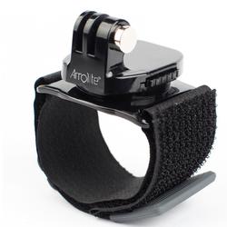 Arrolite 360 Swivel Wrist Strap Mount For Go Pro Action Camera POV Shot