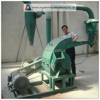 Reliable quality and competitive price wood sawdust shredder