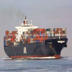 Highest quality of container shipping service from China to Port Alfred, Canada