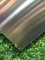 Alibaba China 1.2mm 201 hairline surface stainless
