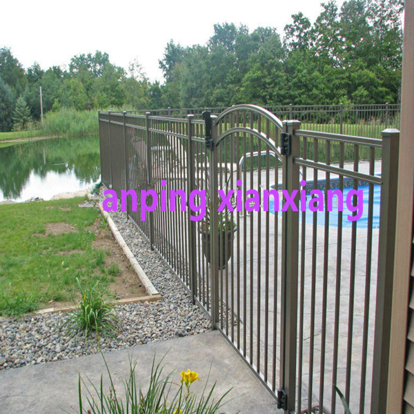 Aluminum ornamental fence china supply view
