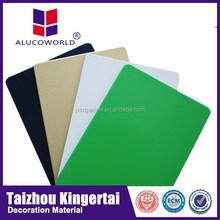 Professional Manufacturer Aluminum Composite building Construction Materials