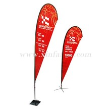 made in china fall sublimated custom made garden flags decorative flags