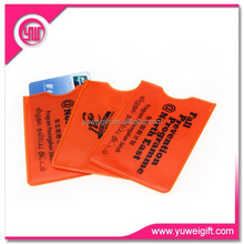 novel silk screen printing UV printing Card Holder