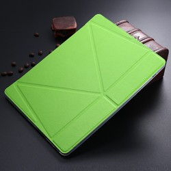 LETSVIEW New Luxury Leather Case For iPad 2 3 4 Cover Sleep Wake Flip Pouch Magnetic Case With Stand Holder Tablet PC Soft Cover