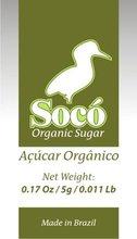 Organic Sugar in Sachets